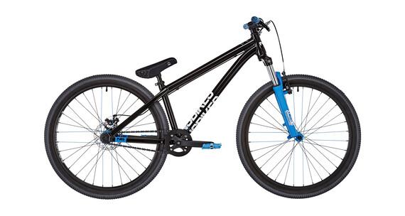 "NS Bikes Zircus - VTT - 26"" noir/turquoise"